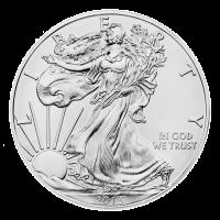 1 oz 2013 American Eagle Silver Coin
