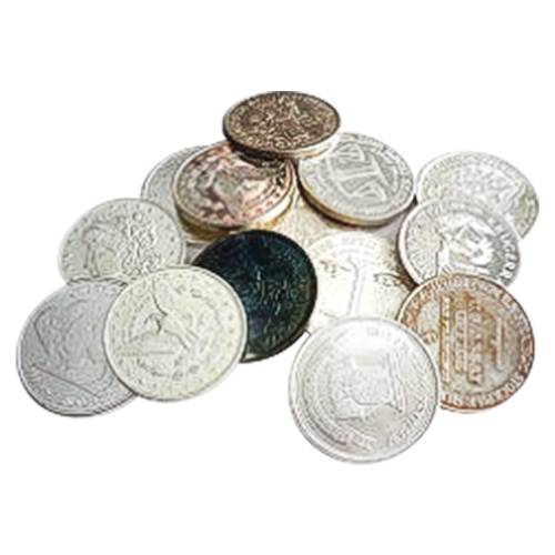 1 oz Assorted Silver Round