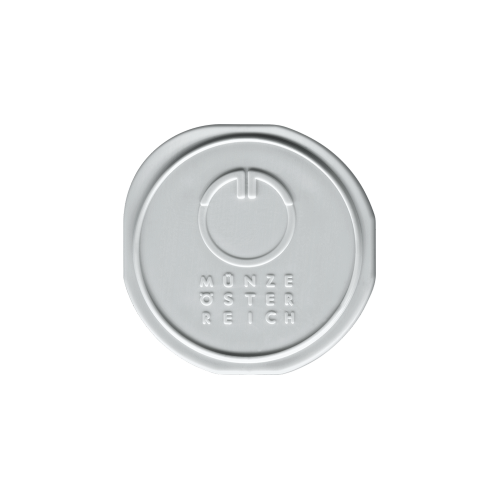 Empty Tube for 1 oz Austrian Philharmonic Silver Coins