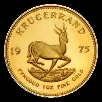1 oz Random Year Krugerrand Gold Coin