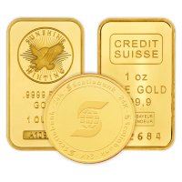 1 oz Pure Assorted Gold