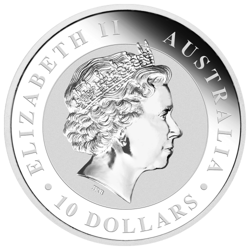 Australian Kookaburra - Year - Weight - Purity