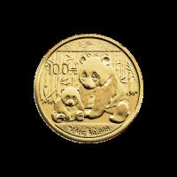 1/4 oz 2012 Chinese Panda Gold Coin