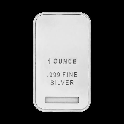 1 oz Assorted Silver Wafer Bar