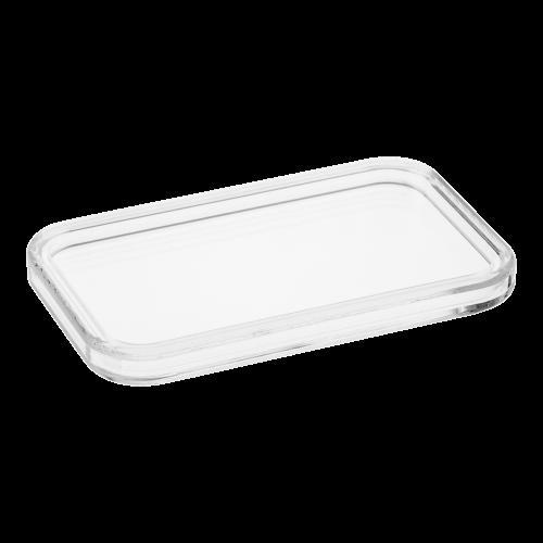 Kapsel für 1 oz Silberbarren