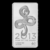 Barra de Plara NTR Año de la Serpiente de 10 oz
