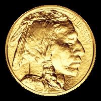 1 oz Random Year Buffalo Gold Coin