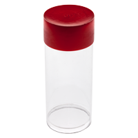 Empty Tube for Coin Capsule