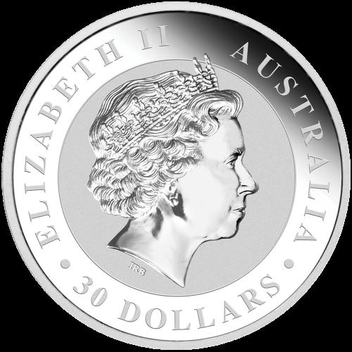 Australian Kookaburras - Year - Weight - Purity