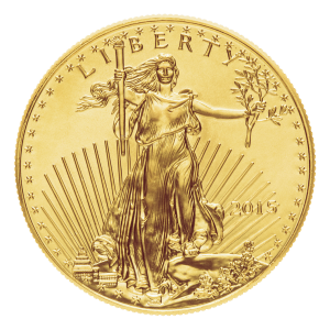 1 oz Random Year American Eagle Gold Coin