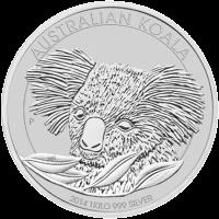 1 kg 2014 Australian Koala Silver Coin