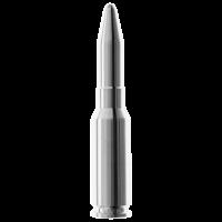 25 oz 20 mm Cannon Silver Bullet