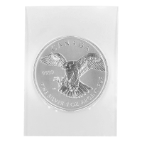 1 oz 2014 Birds of Prey Series | Peregrine Falcon RCM Flex Sealed Silver Coin