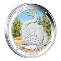1 oz 2014 Megafauna Series Genyornis Silver Proof Coin