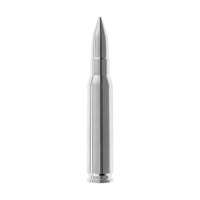 2 oz .308 (7.62 NATO) Silver Bullet