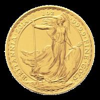 1 oz 2014 Britannia Gold Coin