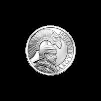 1/10 oz Argyraspides Silver Round