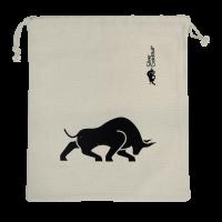 100% Cotton Large Bullion Bag