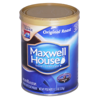 Maxwell House Canister Diversion Safe