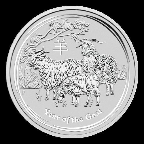 """Effigy of Queen Elizabeth II with the words """"Elizabeth II Australia 1 Dollar 1 oz 999 Silver 2015"""""""