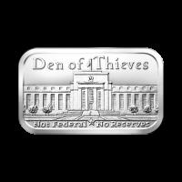 1 oz Den of Thieves Silver Bar