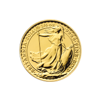 1/4 oz 2014 Britannia Gold Coin