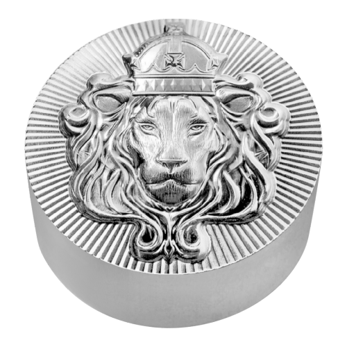 Scottsdale Mint Logo Relief