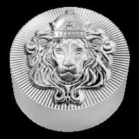 5 oz Scottsdale Mint Stacker Silver Round