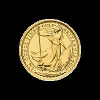 1/4 oz 2013 Britannia Gold Coin
