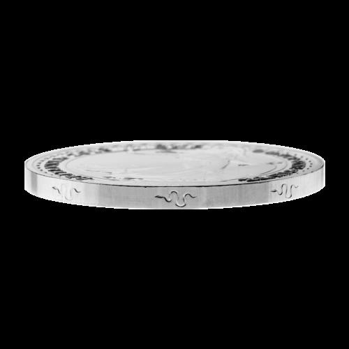 1 oz 2013 Britannia Lunar Year of the Snake Privy Silver Coin