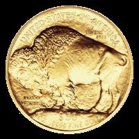1 oz 2015 Buffalo Gold Coin