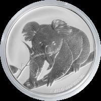1 kg 2010 Australian Koala Silver Coin