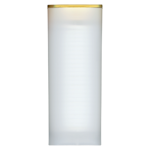 Empty Yellow Lid Tube for 3/4 oz to 1.5 oz RCM Silver Coins