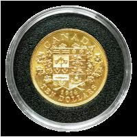 Monedas de oro de la reserva Canadiense Premium seleccionadas a mano de 10$ 1914