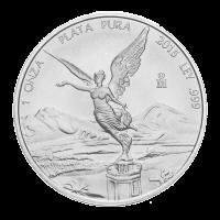 1 oz 2015 Mexican Libertad Silver Coin