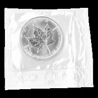 1 oz 2006 Canadian Maple Leaf Flex Sealed Silver Coin