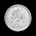 1/2 oz 2015 Calgary Stampede Silver Coin
