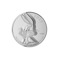1/4 oz 2015 $20 for $20 Looney Tunes (TM) Bugs Bunny Silver Coin