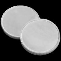 5 oz Ren assortert sølvound