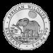 Somali Republic - 100 Shillings - 2011 - Coat of Arms of Somalia