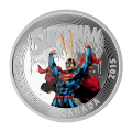 1 oz 2015 Iconic Superman™ Comic Book Covers | Superman™ #28 Silver Coin