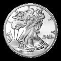 1 oz Sunshine Mint Walking Liberty Silver Round