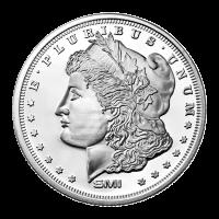 Ronda de plata Sunshine Mint Morgan 1 oz