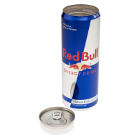 Red Bull Can Diversion Safe