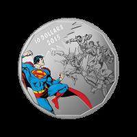 Moneda de Plata DC Comics™ Originales: Gauntlet 2015 de 1/2 oz