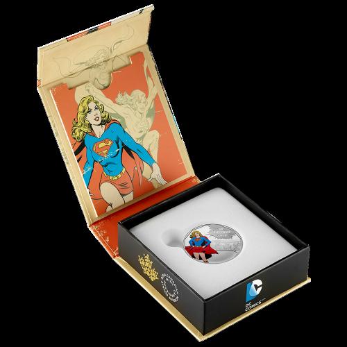 1/2 oz 2015 DC Comics™ Originals: Strength Silver Coin