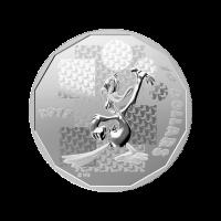 Moneda de Plata Looney Tunes™ | Pato Lucas: Eres Despreciable 2015 de 1/2