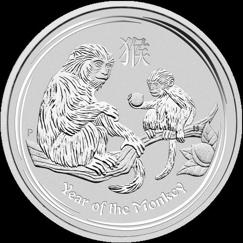 "Effigy of Queen Elizabeth II with the words ""Elizabeth II Australia 30 Dollars 1 kg 999 Silver 2016"""
