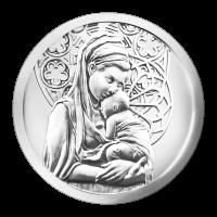 1 oz 2015 Peace Silver Round
