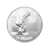 1/2 oz 2015 Looney Tunes™ | Where's The Kaboom Silver Coin